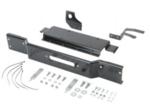 Rubicon Front Bumper Winch Mount Kit - MOPAR (82214786AB)