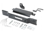 Rubicon Front Bumper Winch Mount Kit - MOPAR (82214786AB)