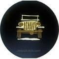 Mopar Wrangler Cartoon Tire Cover