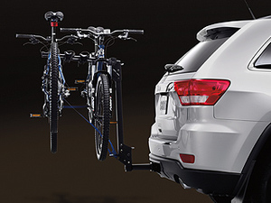 THULE Grand Cherokee  Four Bike Hitch Mount Carrier