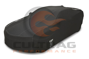 2016-2019 Chevrolet Camaro Genuine GM Black Outdoor Car Cover