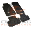 Floor Mats, All Weather Front & Rear