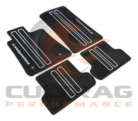 2016-2019 Camaro Genuine GM Front & Rear All Weather Floor Mats