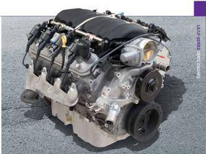 Chevrolet Performance LS376/480 495HP Hot Cammed LS3