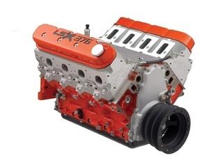 Engine Assembly, LSX376-B15 Long Block Kit