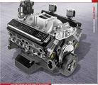 Circle Track Engine 350hp 396lb-ft