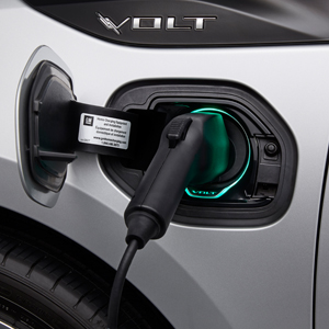 16-17 Chevy Volt Illuminated Charge Port