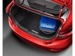 Carpet Cargo Mat, Mazda3 4DR