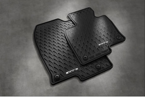 Floor Mat Rubber All Weather (2017 CX-5, Set of 4)