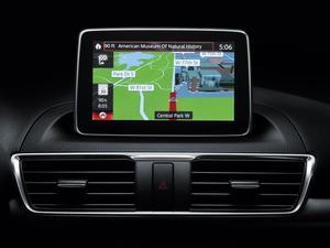 Navigation System (SD CARD)