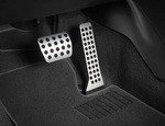 Alloy Accelerator Pedal (A/T & M/T both are compatible)