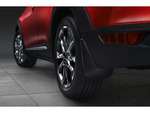 Splash Guards, Rear - CX-3 (2016- 2018)