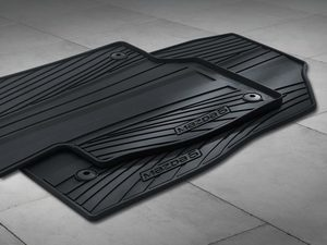 Floor Mats, Rubber All-Weather 2014-2019 Mazda6 (Set of 4)