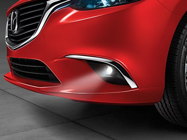 Fog Lights **Not for use on 2016 Touring with Tech Package - Mazda6 (2014- 2018)