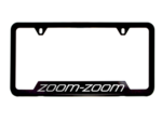 License Plate Frame (Black Stainless Steal)