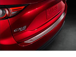Rear Bumper Guard- CX-5 (2017- 2018)