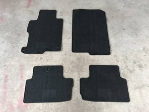 Floor Mat Set (83600-T2F-A01ZATO) LIMITED QUANTITIES AVAILABLE
