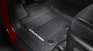 4RUNNER Tub Style All Weather Mats