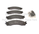 Ford E-150/250/350/450 Front Disc Caliper Brake Pad