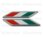 Emblems & Badges - Fender - Italian Design