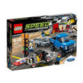 LEGO SPEED CHAMPIONS FORD F-150 & FORD MODEL A HOT ROD