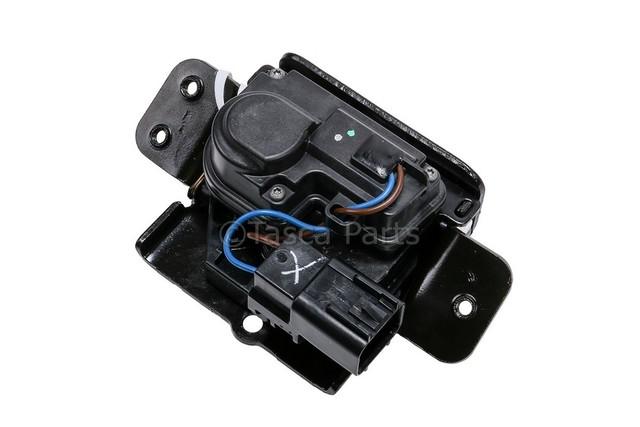 GM OEM Liftgate-Lock 13584872