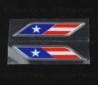 Emblems & Badges - Fender - American Design