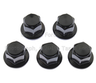 15-18 MUSTANG BLACK LUG NUT KIT