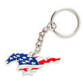 #MustangUnites USA Key Chain