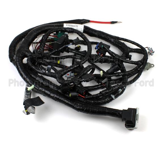 6 0l diesel engine wiring harness - ford (5c3z-12b637-ba)