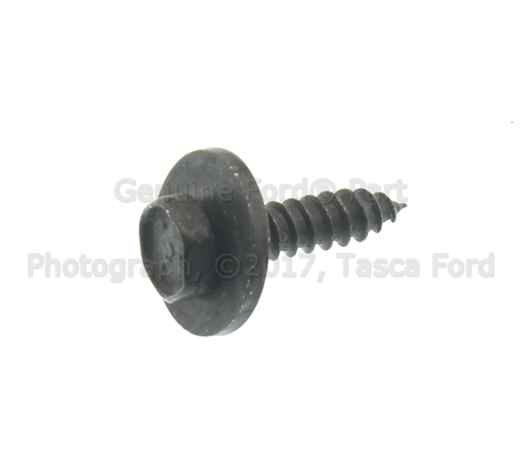 Side Bracket Retainer Screw