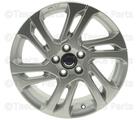 Aluminum Rim Valder 7.5 X 17in - Silver