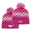 Ladies' Mustang Diamond Blush Beanie