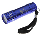 Ford Aluminum Flashlight  - Blue