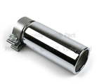 Exhaust Tip - Chrome For 3.7L/5.4L