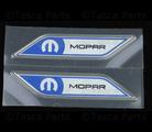 Emblems & Badges - Fender - Mopar Logo