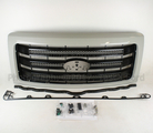 2014 F-150 3-Bar Grille, Paint-to-Match