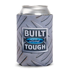 Built Ford Tough Foam Can Cooler