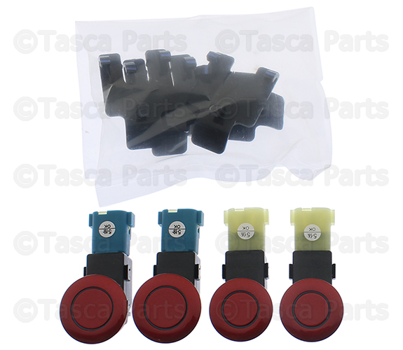 C930-V7-29Y-62 Rear Parking Sensor Mazda Genuine