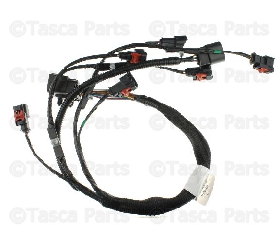 oem mopar fuel rail wiring harness 4868408ad tascaparts com Yazaki Wire Harness fuel rail wiring harness mopar (4868408ad)