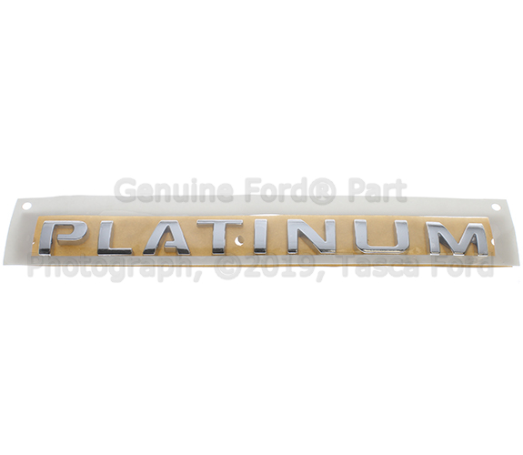Genuine Ford Hatch Emblem JL1Z-7842528-A