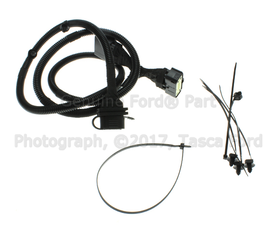 trailer hitch wiring harness - ford (bb5z-15a416-a)