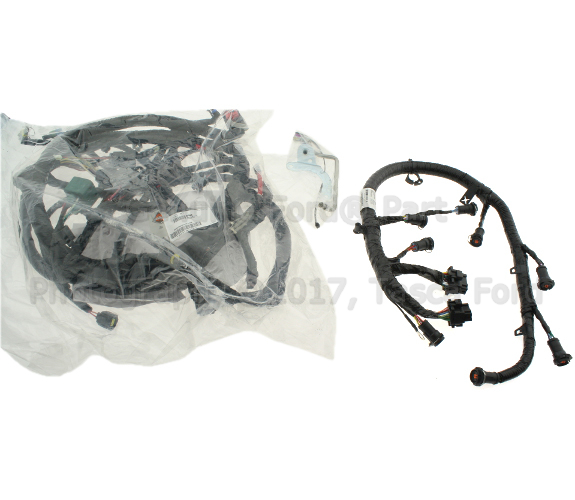ford 6 0l engine wiring harness assembly kit 5.3 vortec wiring harness diagram howell efi tbi conversion kits for ford