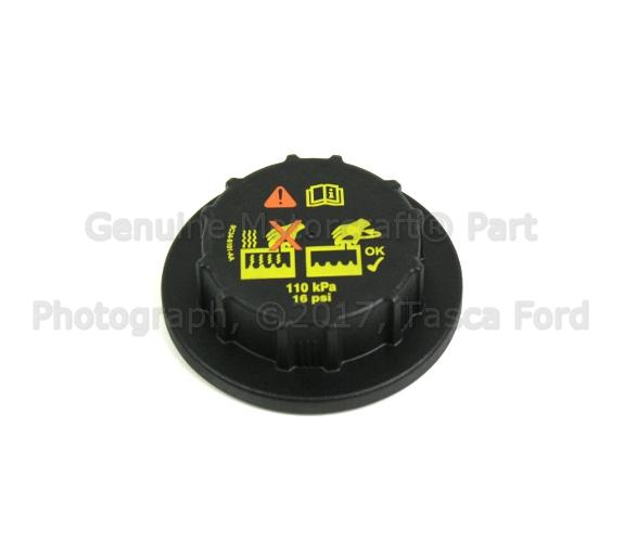 FORD OEM-Radiator Cap 9C3Z8101B
