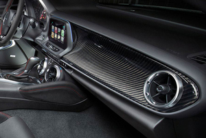 Gen 6 Carbon Fiber Dash Trim