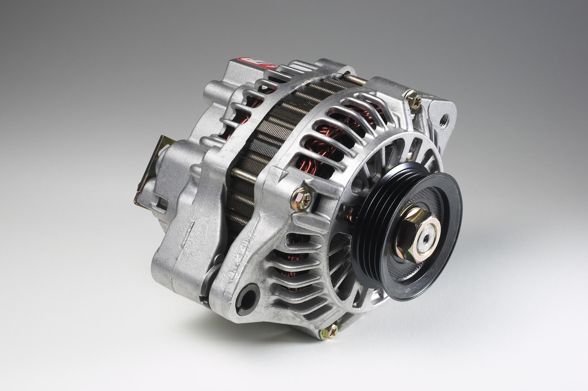 Alternator (RMD) Core ID 9764219-430 104210-4301