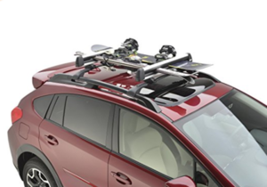 Roof Ski And Snowboard Carrier