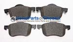 Genuine Volvo Front Brake Pads S80 V70 V70XC XC70 S60 NEW OEM