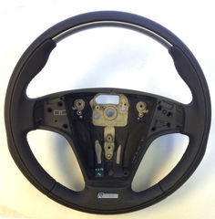 R-Design Sport Leather Steering Wheel fits: C30 C70 V50 S40