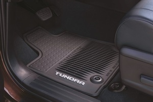 Tundra All Weather Mats Tub Dcab